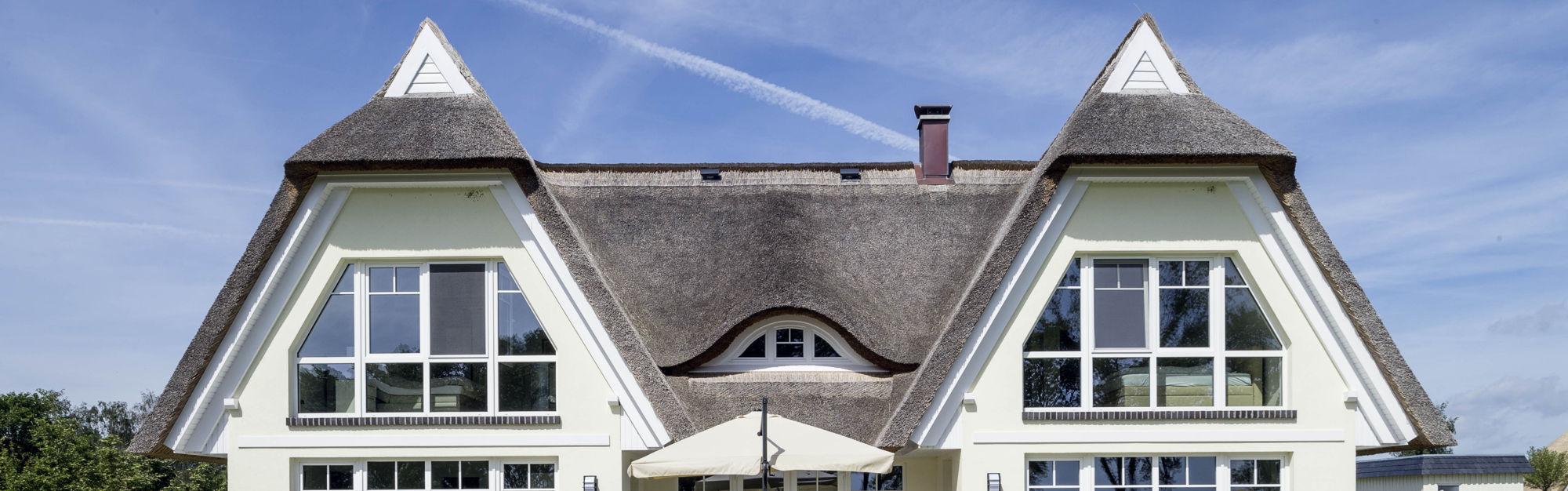 Hausbau Darss -Villen und Landhäuser - ARGE-HAUS Hausbau Fischland Darss